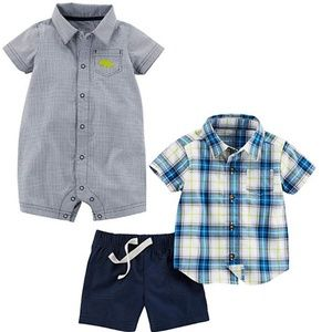 Simple Joys by Carter's Baby Boys' Infant 3-Piece
